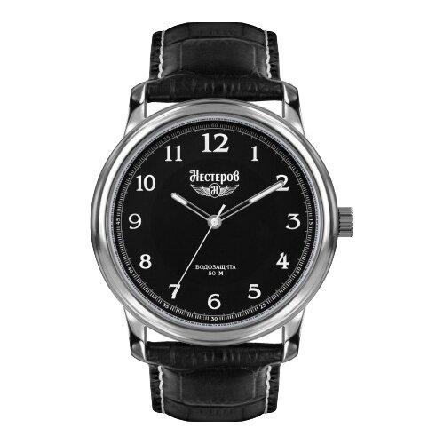 Фото - Наручные часы Нестеров H0282B02-01E наручные часы нестеров h2467b82 45e
