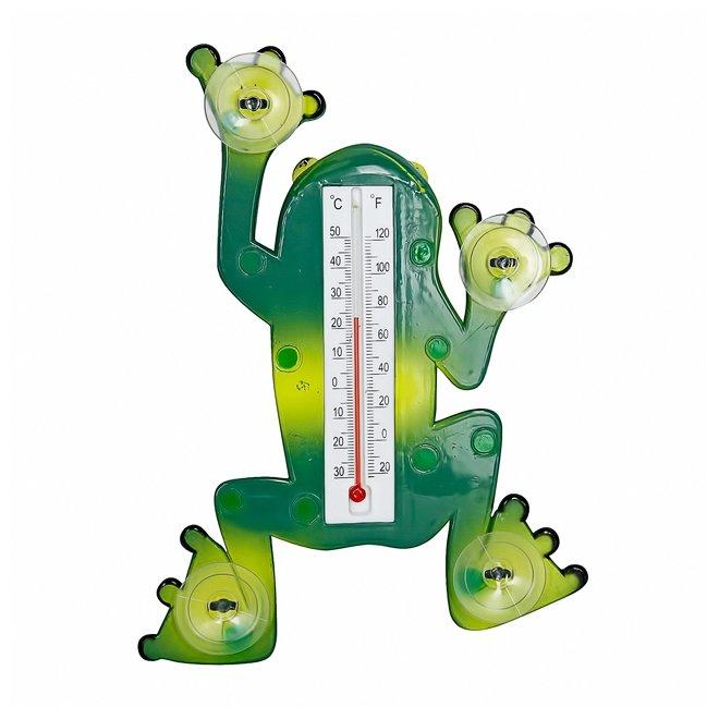 Термометр GARDEN SHOW Лягушка