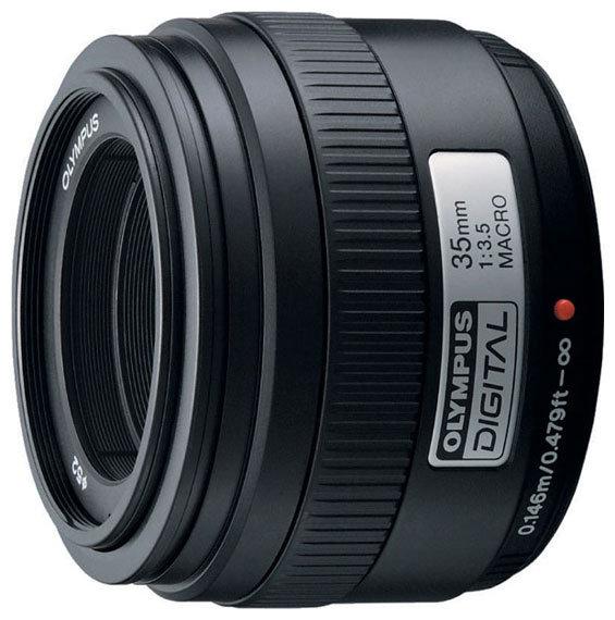 Olympus 35mm f/3.5 MACRO 1:1