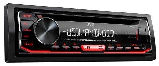 Автомагнитола JVC KD-R492