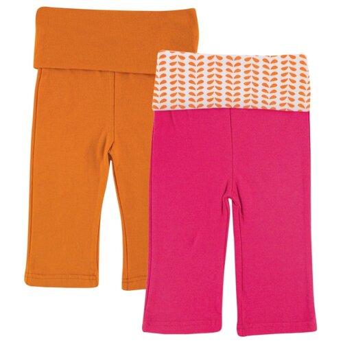 Брюки Yoga Sprout размер Large, розовый-оранжевыйБрюки и шорты<br>