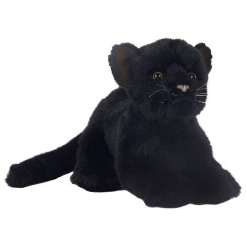 Мягкая игрушка Hansa Детёныш чёрной пантеры 16 см мягкая игрушка hansa детёныш леопарда 18 см