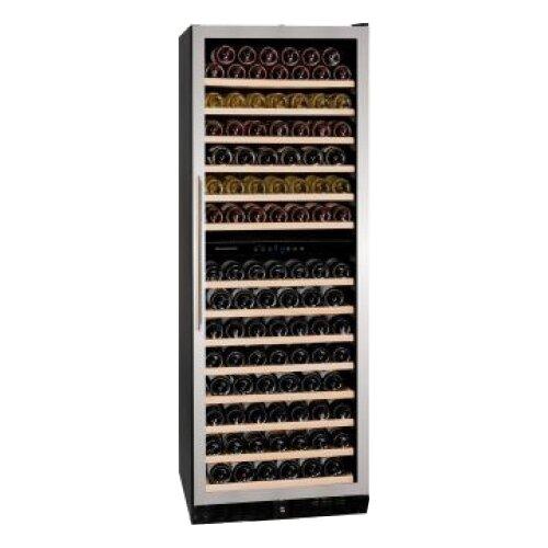 Встраиваемый винный шкаф Dunavox DX-181.490SDSK встраиваемый винный шкаф dunavox dx 166 428dbk