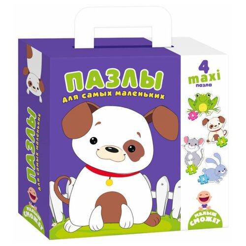 Купить Набор пазлов Vladi Toys Собачка (VT2901-06), Пазлы