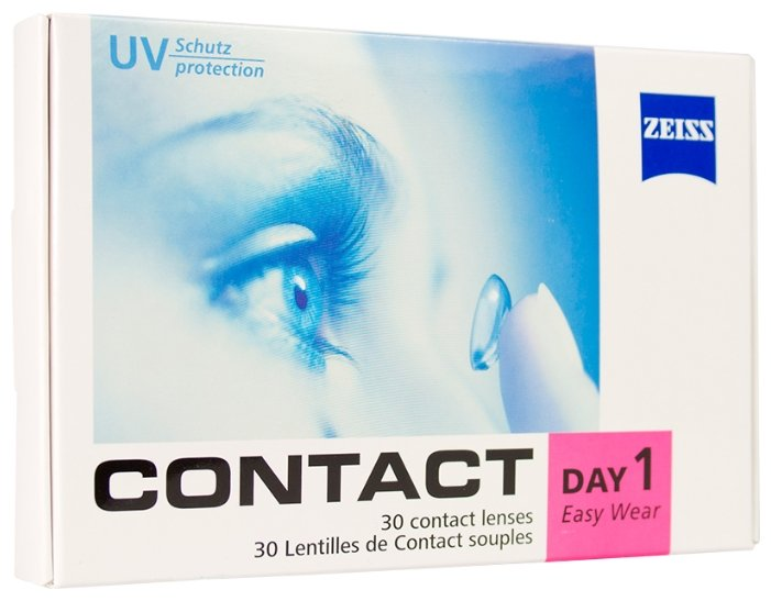 Carl Zeiss Contact Day 1 (30 линз)