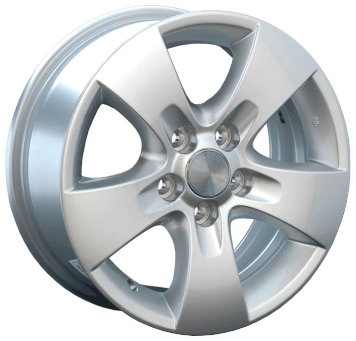 Колесный диск Replica VW193 6x14/5x100 D57.1 ET40 S