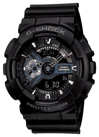 Наручные часы CASIO GA-110-1B
