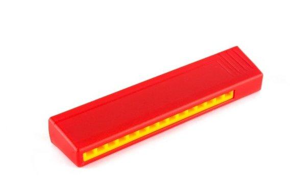 Пластмастер губная гармошка большая 22136