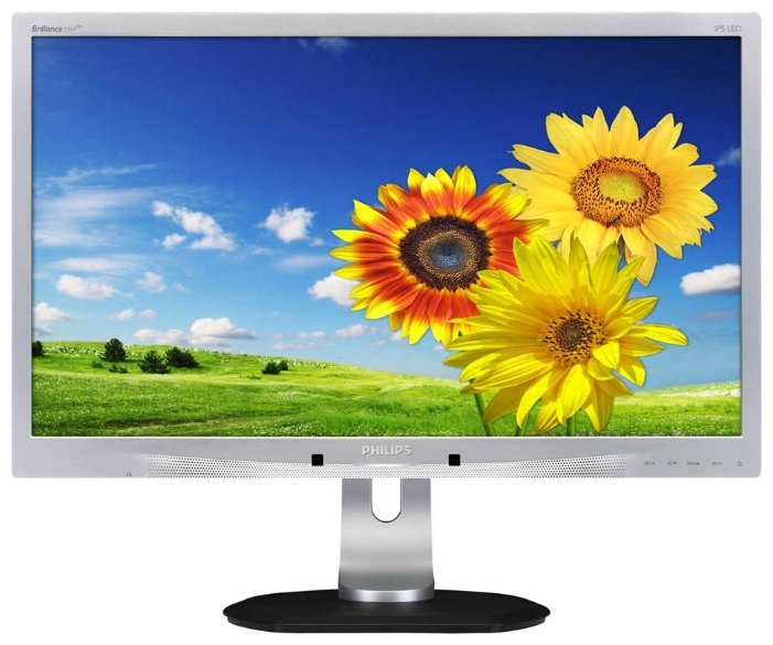 Philips Монитор Philips 231P4QPYES(B)
