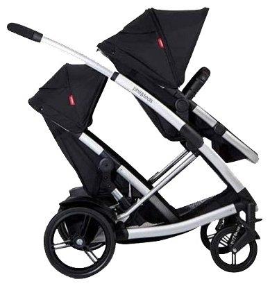 Прогулочная коляска PHIL&TEDS Promenade (с доп. сиденьем)