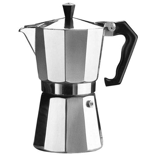 Кофеварка GAT Pepita (6 чашек) серебристый