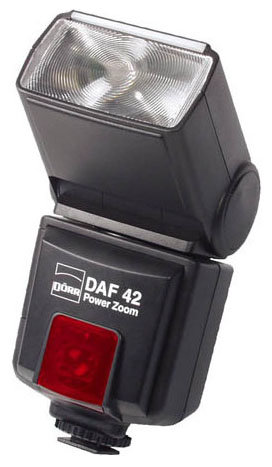 Doerr Вспышка Doerr DAF-42 Power Zoom for Canon