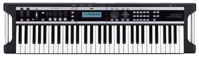 Синтезатор KORG X50