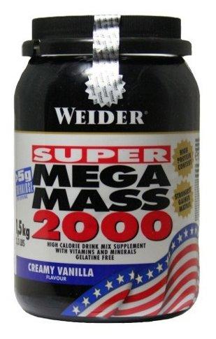 Гейнер Weider Mega Mass 2000 (1.5 кг)