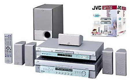 Домашний кинотеатр JVC QP-111AL
