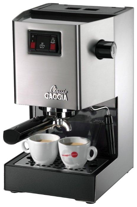 Кофеварка рожковая Gaggia Classic