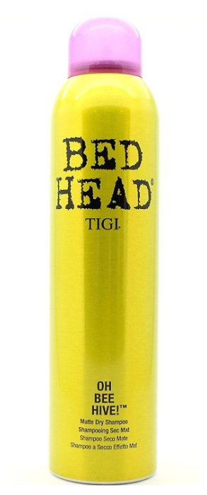 TIGI Bed Head Oh Bee Hive Matte Dry Shampoo - Сухой шампунь 240мл
