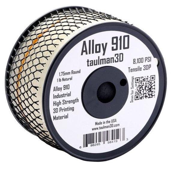 Alloy 910 пруток taulman3D 1.75 мм прозрачный