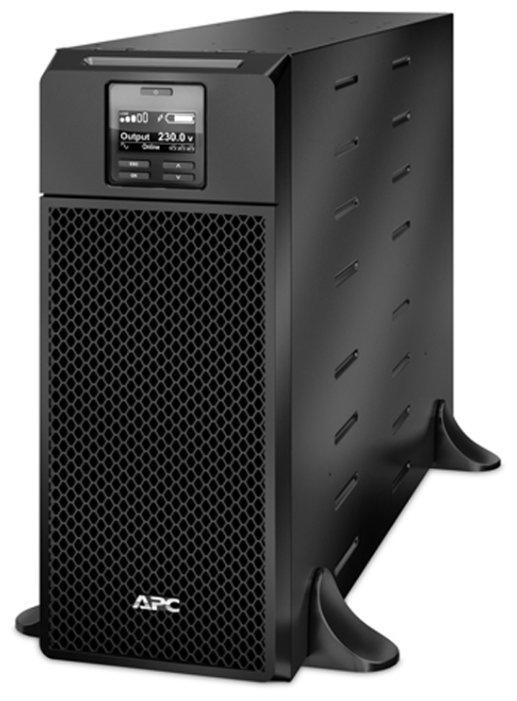 ИБП с двойным преобразованием APC by Schneider Electric Smart-UPS Online SRT6KXLI