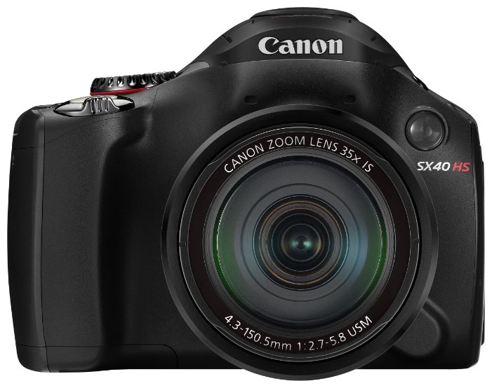 Canon Компактный фотоаппарат Canon PowerShot SX40 HS