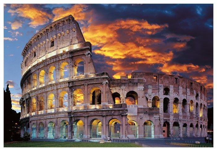 Пазл Trefl Колизей, Рим (26068), 1500 дет.
