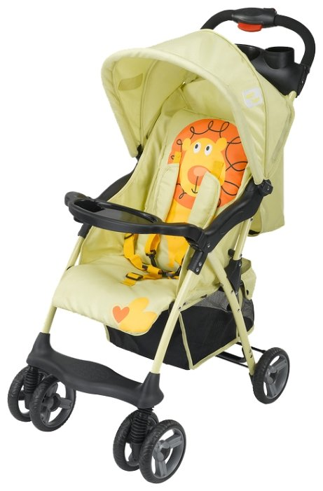 Прогулочная коляска Happy Baby Linda