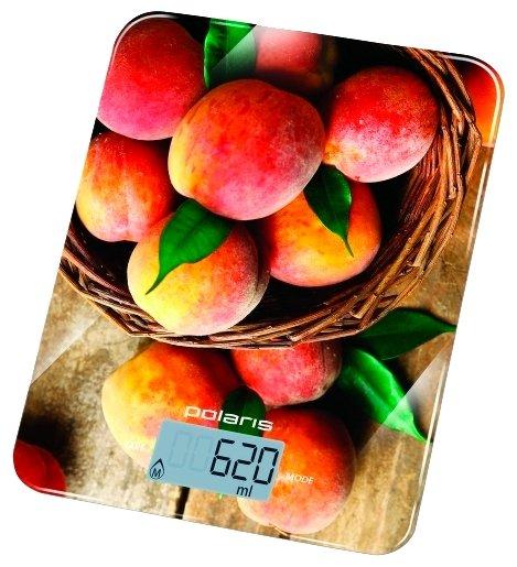 Кухонные весы Polaris PKS 1043DG