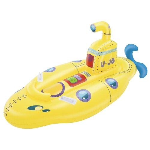 Купить Игрушка-наездник Bestway Субмарина 41098 BW желтый, Надувные игрушки