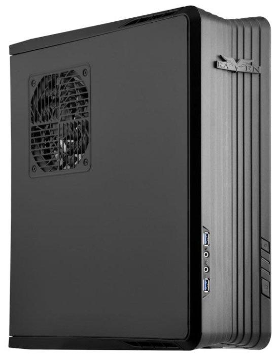 SilverStone Компьютерный корпус SilverStone RVZ01-E Black