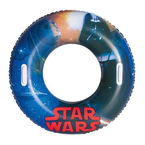 Круг для плавания Bestway Звёздные войны 91203 BW Звездные войны, Надувные игрушки  - купить со скидкой