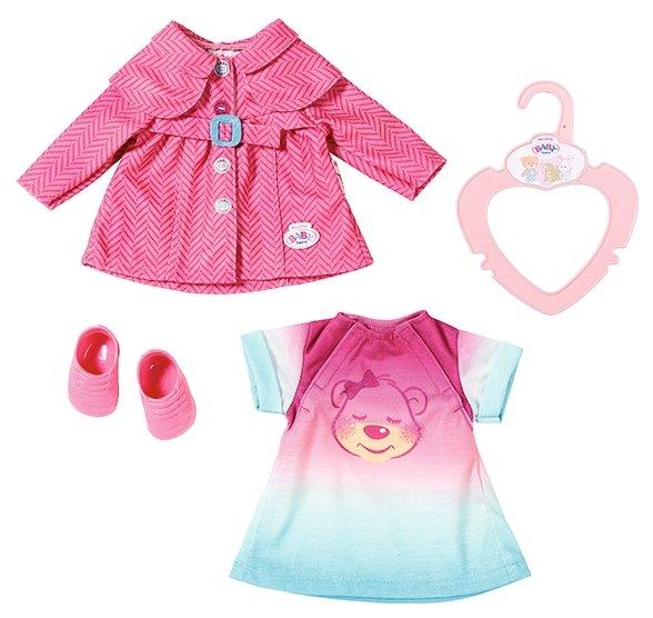 Zapf Creation Комплект одежды для куклы Baby Born 823477