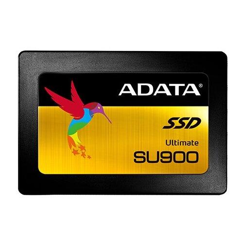 Твердотельный накопитель ADATA Ultimate SU900 256GB черныйВнутренние твердотельные накопители (SSD)<br>