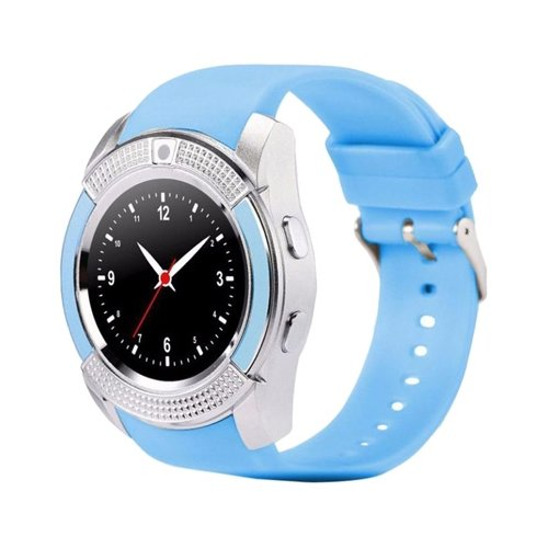 Часы ZDK V8 голубой