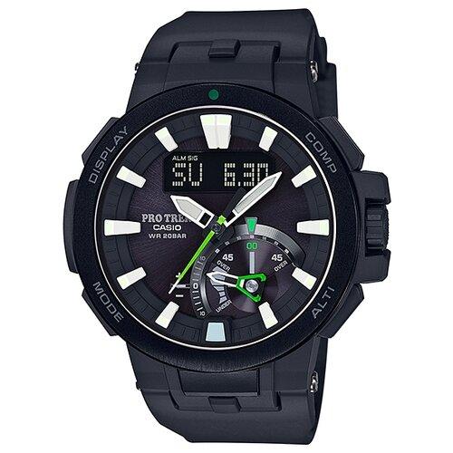 Наручные часы CASIO PRW-7000-1A наручные часы casio prw 50y 1a