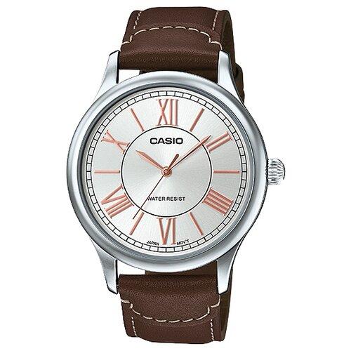 Наручные часы CASIO MTP-E113L-5A наручные часы casio msg s200g 5a