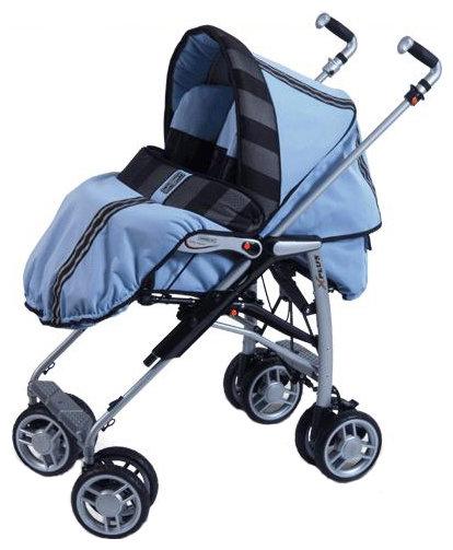 Прогулочная коляска Bebecar X-Plus