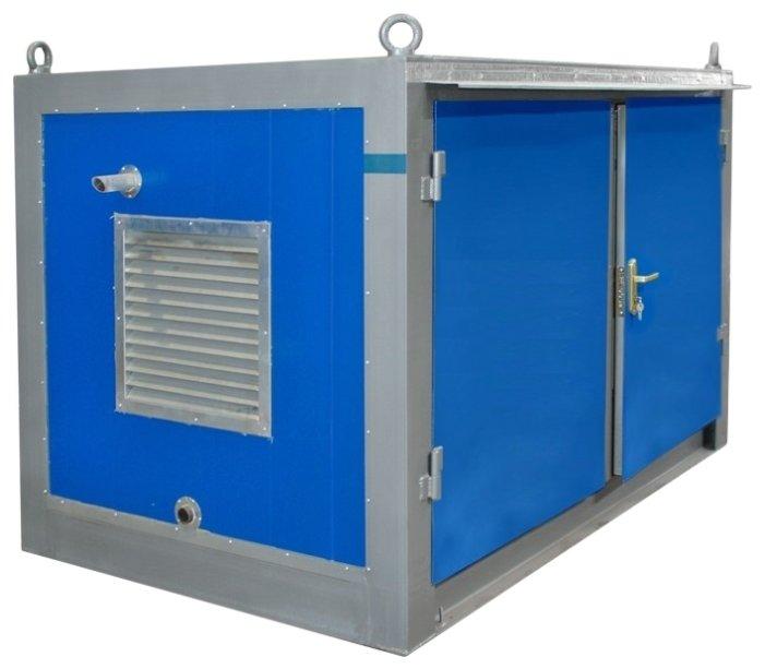 Дизельная электростанция Pramac GBW 10 P 400V в контейнере