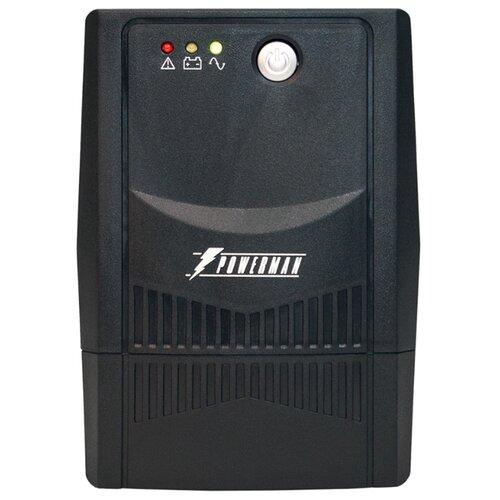Интерактивный ИБП Powerman Back Pro 800 Plus
