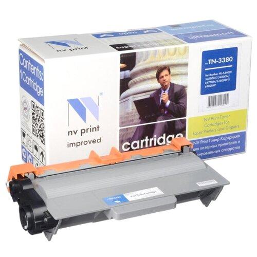 Фото - Картридж NV Print TN-3380 для Brother, совместимый картридж uniton eco tn 3380