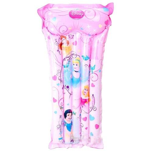 Купить Надувной матрас Bestway Disney Princess 91045 BW розовый, Надувные игрушки