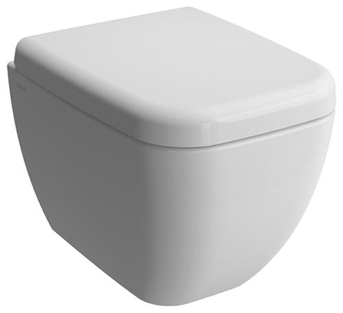 Стоит ли покупать Чаша унитаза подвесная VitrA Shift 7742B003-0075 с горизонтальным выпуском? Отзывы на Яндекс.Маркете