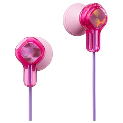 Наушники JVC HA-KD1 pink ремни petek 04004611 046 kd1