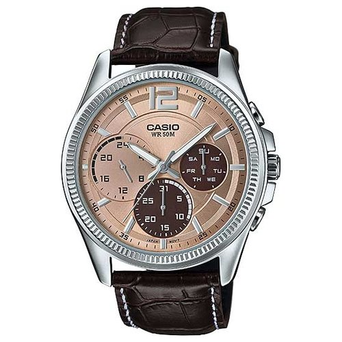 Наручные часы CASIO MTP-E305L-5A наручные часы casio msg s200g 5a