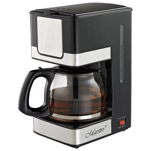 Кофеварка Maestro MR-405, черный