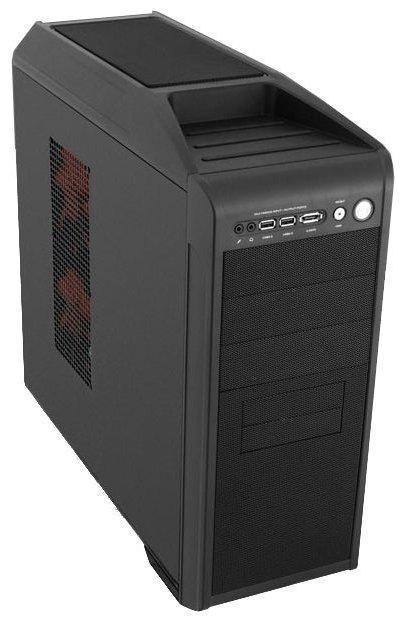 Компьютерный корпус Ascot 6BRD/620 Black