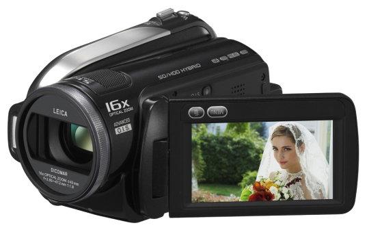 Видеокамера Panasonic HDC-HS20