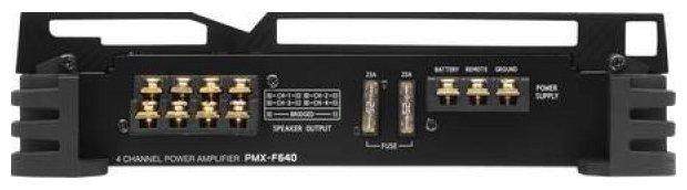Автомобильный усилитель Alpine PMX-F640