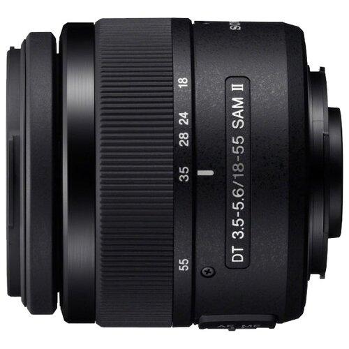 Объектив Sony DT 18-55mm f/3.5-5.6 SAM II (SAL-1855-3)
