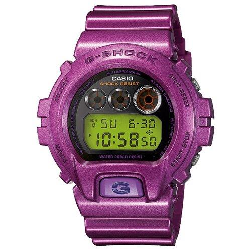 цена Наручные часы CASIO DW-6900NB-4E онлайн в 2017 году