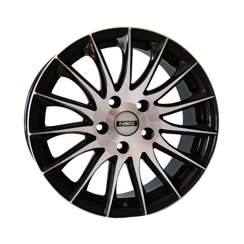 Фото - Колесный диск Neo Wheels 731 7х17/5х114.3 D67.1 ET40, BD колесный диск neo wheels 509 6x15 5x100 d57 1 et40 bd